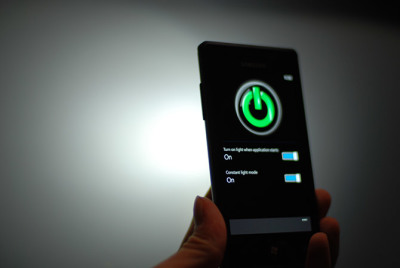 My bright flashlight - Android app